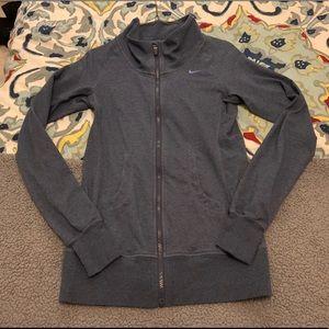 Nike Women's Dri Fit zip Up Jacket